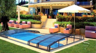 zadaszenie do basenu, zadaszenia do basenow, baseny poliestrowe, baseny gotowe, producent basenow