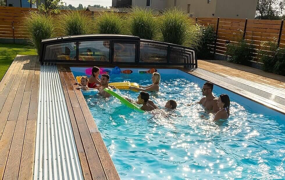 sich für Einbaupool entscheiden, formen, varianten,  skimmer pool, beton pool, einzelnen, sorgt, kein styropor , stabilität für jahre, beste pools auf dem markt