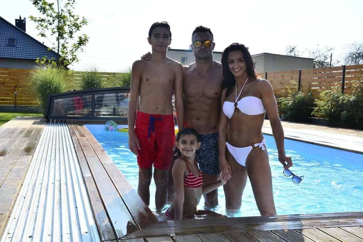 Sehen Sie sich unsere Schwimmbecken an - die besten Materialien, das beste Angebot