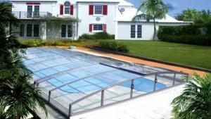 gfk schwimmbecken, gfkpools,  pools aus polen, pool Überdachung